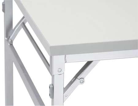 折りたたみ会議用テーブル折り畳み機構