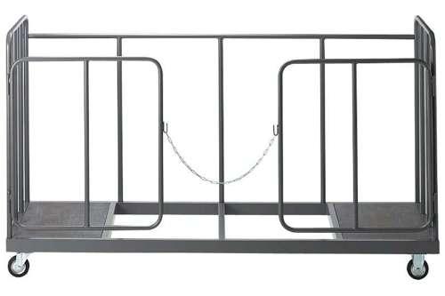 折り畳み会議用テーブル台車