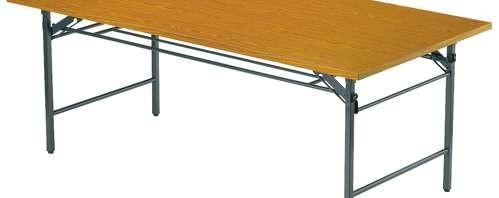 折りたたみ会議用テーブルのバリエーション画像