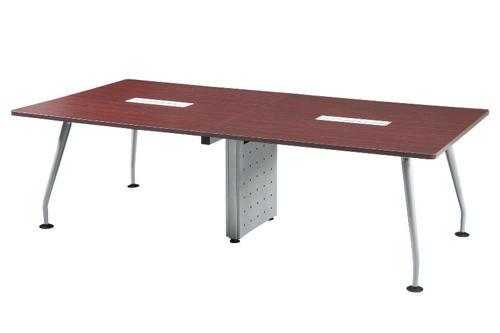 会議用テーブル 固定式角形 TPMテーブル 画像