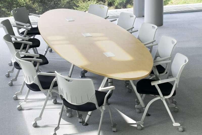 会議用テーブルはどこに置くもの? ~場所別分類 会議室(一般)~